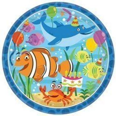 Picture for category Under The Sea Partyware