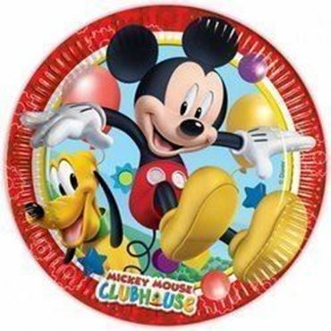 Picture for category Mickey Mouse Partyware