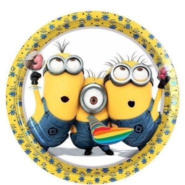 Picture for category Minions Partyware