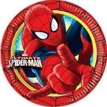 Picture for category Spiderman Partyware