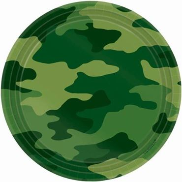 Picture for category Camouflage Partyware