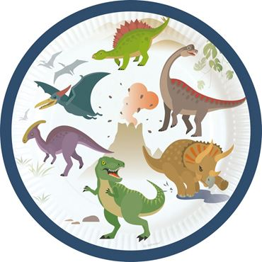 Picture for category Happy Dinosaur Partyware