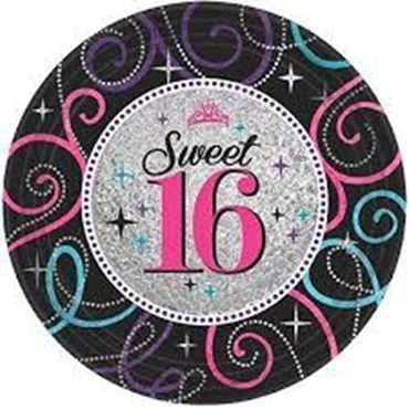 Picture for category 16th Birthday Party