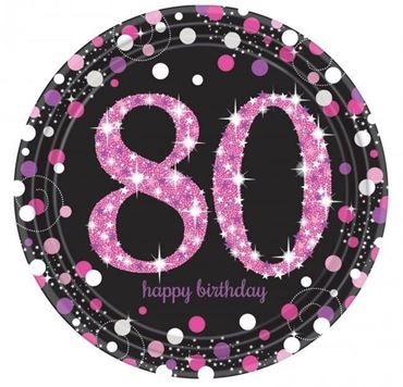 Picture for category 80th Birthday Party