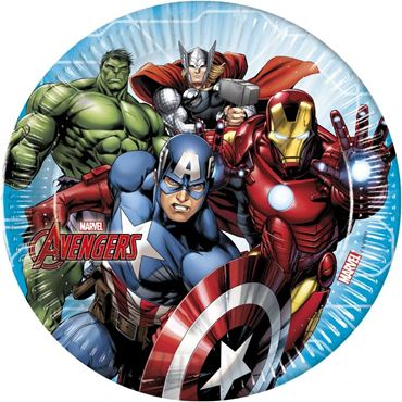 Picture for category Avengers Partyware