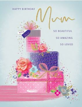 Picture for category Mum Birthday Cards