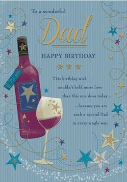 Picture for category Dad Birthday Cards