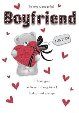 Picture for category Boyfriend Birthday Cards
