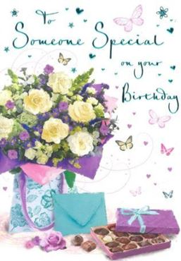 Picture for category Someone Special Birthday Cards