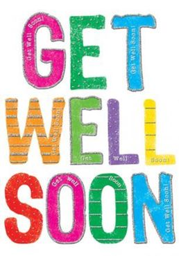 Picture for category Get Well Soon Cards