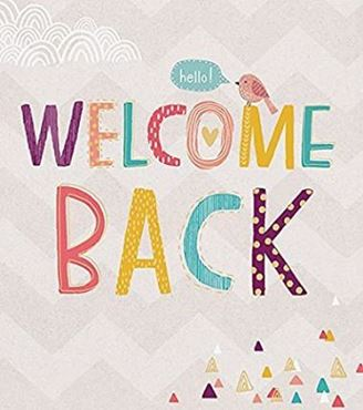 Picture for category Welcome Back Cards