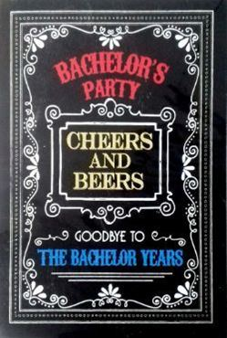 Picture for category Bachelor Party Cards