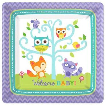 Picture for category Neutral Baby Shower Partyware