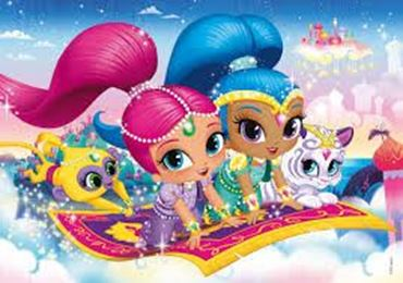 Picture for category Shimmer & Shine Back To School