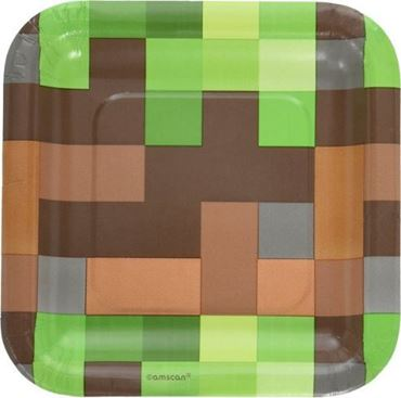 Picture for category Minecraft Partyware