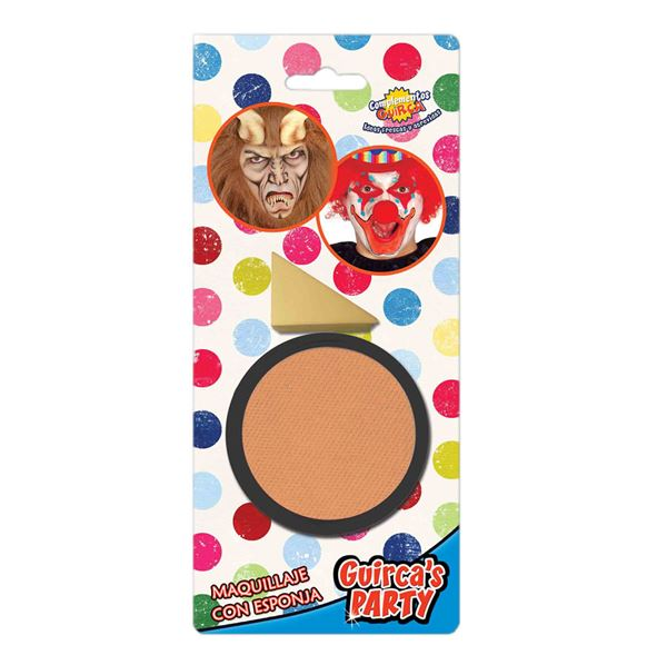 Picture of FACE PAINT WITH SPONGE FLESH