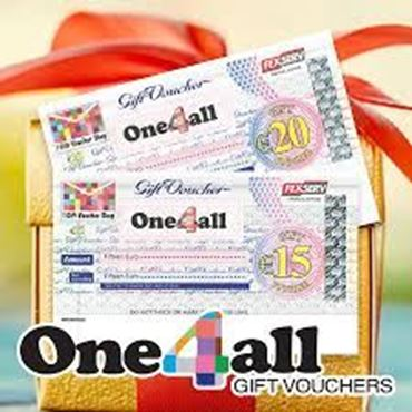 Picture for category One 4 All Gift Vouchers