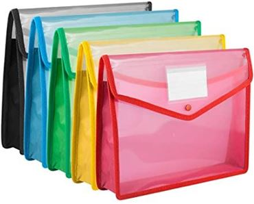 Picture for category Plastic Button Envelopes
