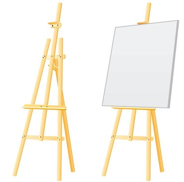 Picture for category Canvas Boards & Easels