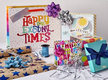 Picture for category Easter Gift Bags & Wrapping Paper