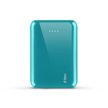 Picture of TTEC POWERBANK 10000MAH TURQUOISE
