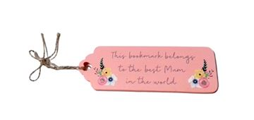 Picture of BOOKMARK - BEST MUM IN THE WORLD
