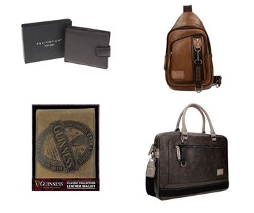 Picture for category Fathers Day Wallet & Bag Gifts
