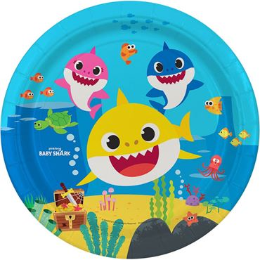 Picture for category Baby Shark Partyware